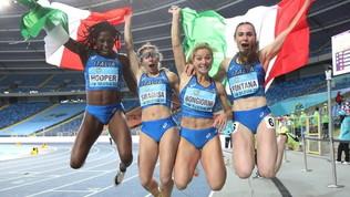 Doppio oro Italia nella giornata finale delle World Relays