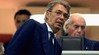"""Moratti: """"Ora un ciclo con Suning. Avanti conConte, spiace per Agnelli"""""""
