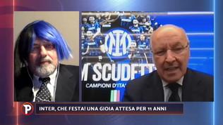 """Marotta: """"Conte per Spalletti decisione sofferta ma necessaria"""""""