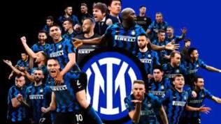 """Il buongiorno dell'Inter ai tifosi: """"Cucito sul petto, I M scudetto"""""""