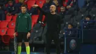 """Guardiola: """"Col Psg soffriremo, ma vogliamo la finale. Mbappé giocherà"""""""