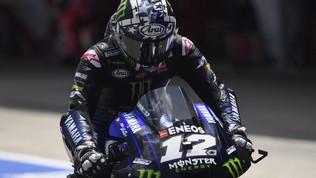 Jerez,Viñales il più veloce: decimo tempo per Bagnaia
