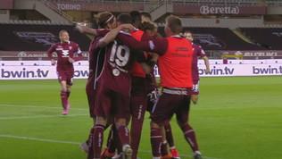 Torino-Parma 1-0: gli highlights