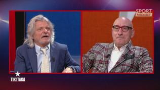 "Ferrero: ""Ho un accordo con Ranieri"""