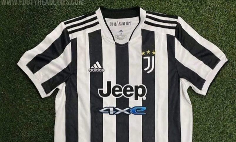 Questa la maglia &quot;home&quot; dei bianconeri per la prossima stagione e gi&agrave; in vendita in Australia<br /><br />