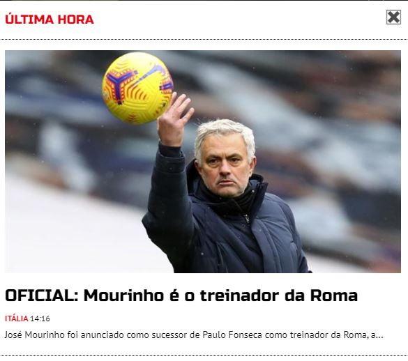 <p>A bola (Portogallo)</p>