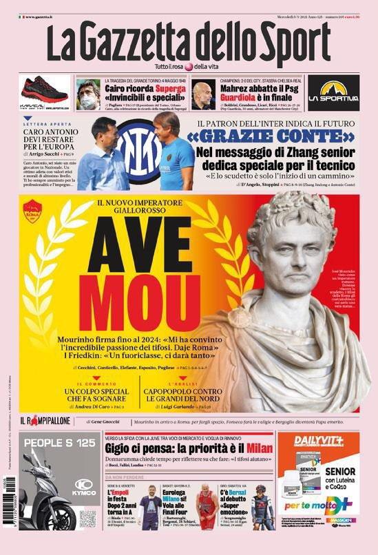 Sfoglia la rassegna stampa dei quotidiani italiani ed esteri.<br /><br />