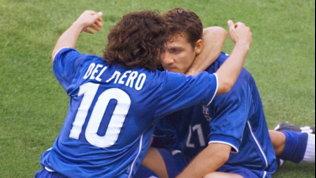Vieri, Del Piero e De Rossi dietro al banco: studiano da allenatori