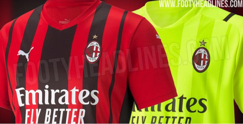 Milan, in anteprima la nuova maglia 2021/22 | Foto - Sportmediaset