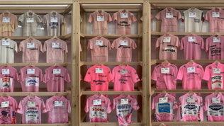 La maglia rosa compie 90 anni: storia di un'icona del ciclismo