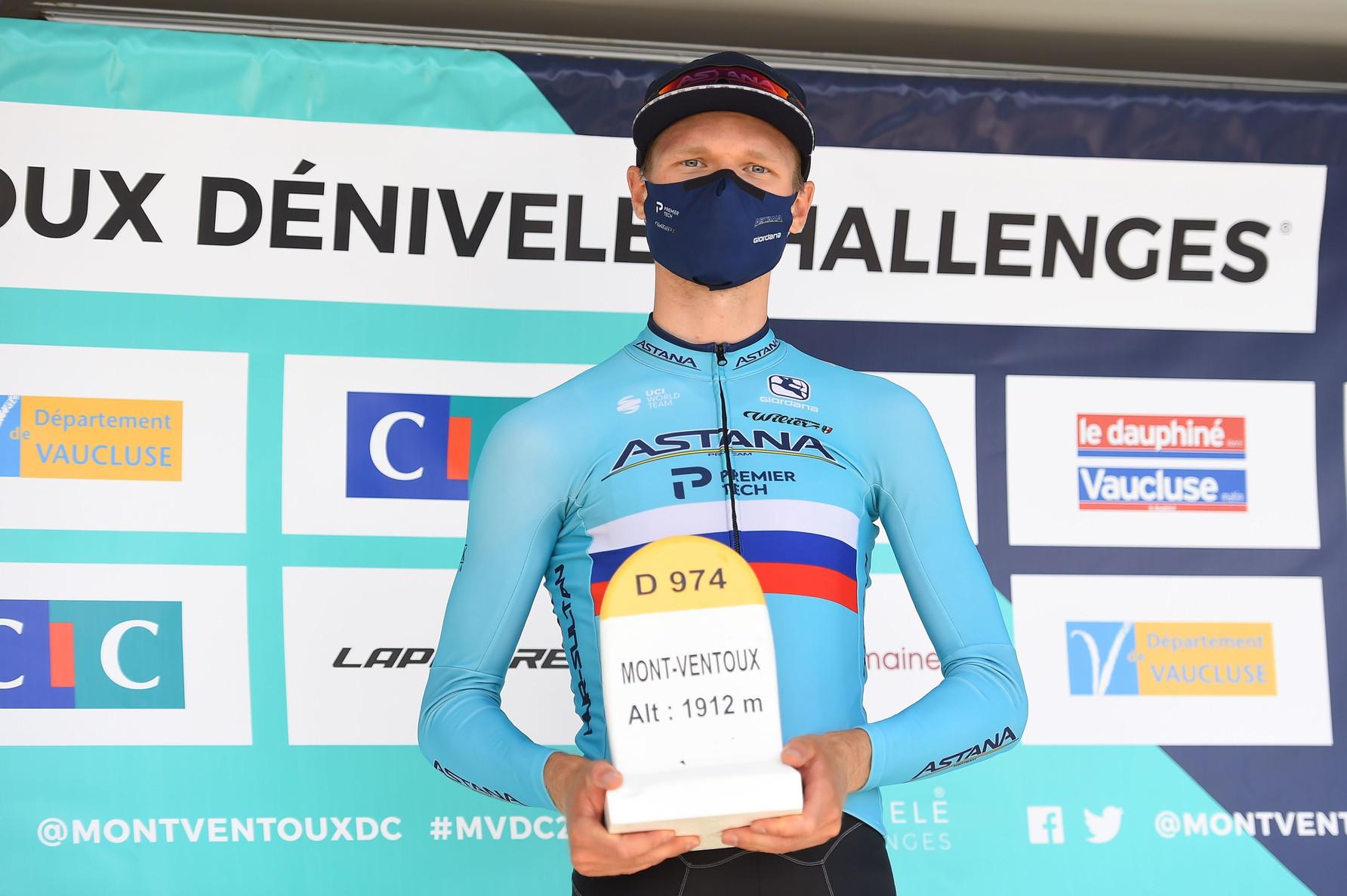 Aleksandr Vlasov dell'Astana-Premier Tech (KAZ) potrebbe essere una sorpresa.
