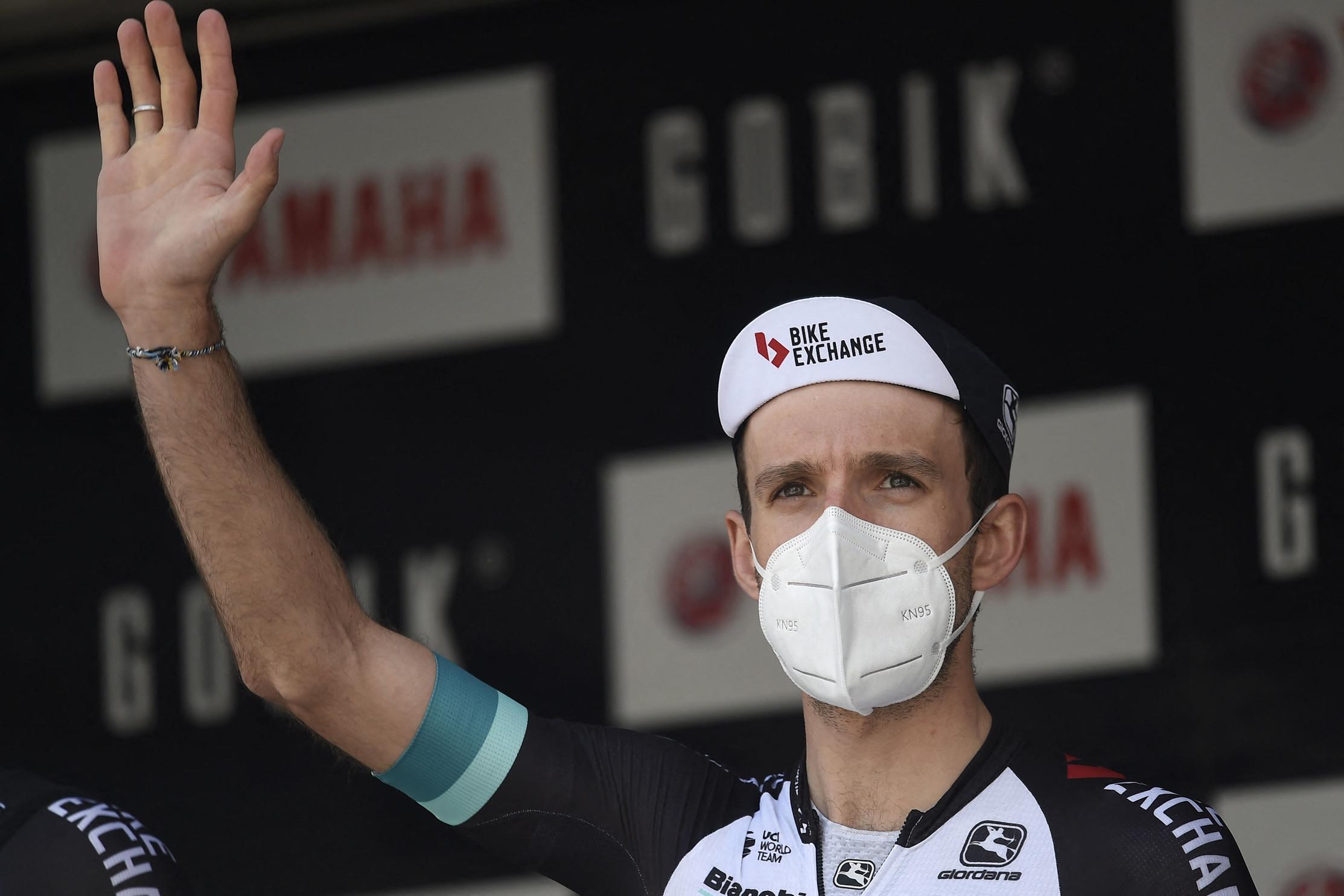Il Team BikeExchange si presenta con una squadra interamente a supporto del suo capitano Simon Yates, che ha già dato prova della sua forma andando a vincere il Tour of the Alps.