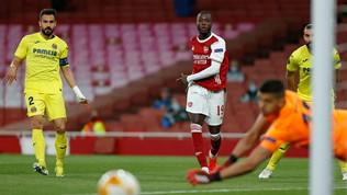 L'Arsenal resta fermo al palo, il Villarrealconquista la finale