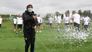 Tutti in pressing su Conte: l'incontro con Zhangdopo la Juve. A meno che...