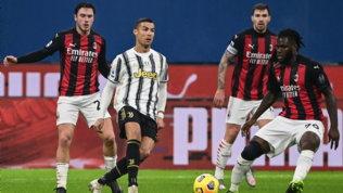 Juve-Milan, finale da Champions: esterni chiave nelfortino Stadium
