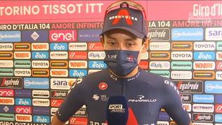 """Bernal: """"Dopo il Tour adesso voglio vincere il Giro"""""""