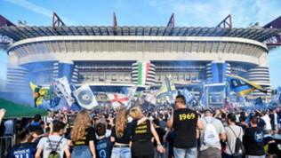 """L'Inter e la festa deitifosi prima della Samp: """"Rispettate le norme anti-Covid"""""""