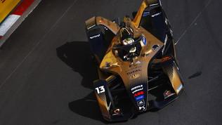 Monaco, successo per Da Costa