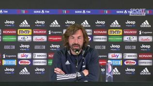 """Juve, Pirlo: """"Conquistiamo la Champions sul campo"""""""