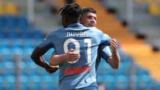 Atalanta show, goleada a Parma