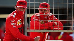 """Leclerc: """"Gara perfetta, volevo il podio"""". Sainz  deluso"""