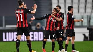 Il Milan sfata il tabù Stadium e vince lo spareggio Champions: Juve nei guai