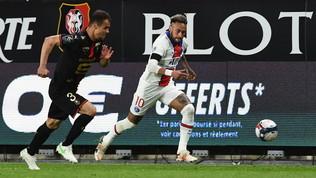 Psg, Neymar non basta: il Lille scappa a +3 in vetta