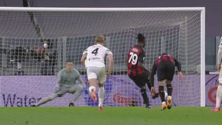 Juventus-Milan 0-3: gli highlights