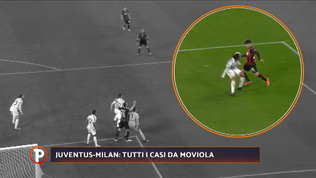 La moviola di Juventus-Milan