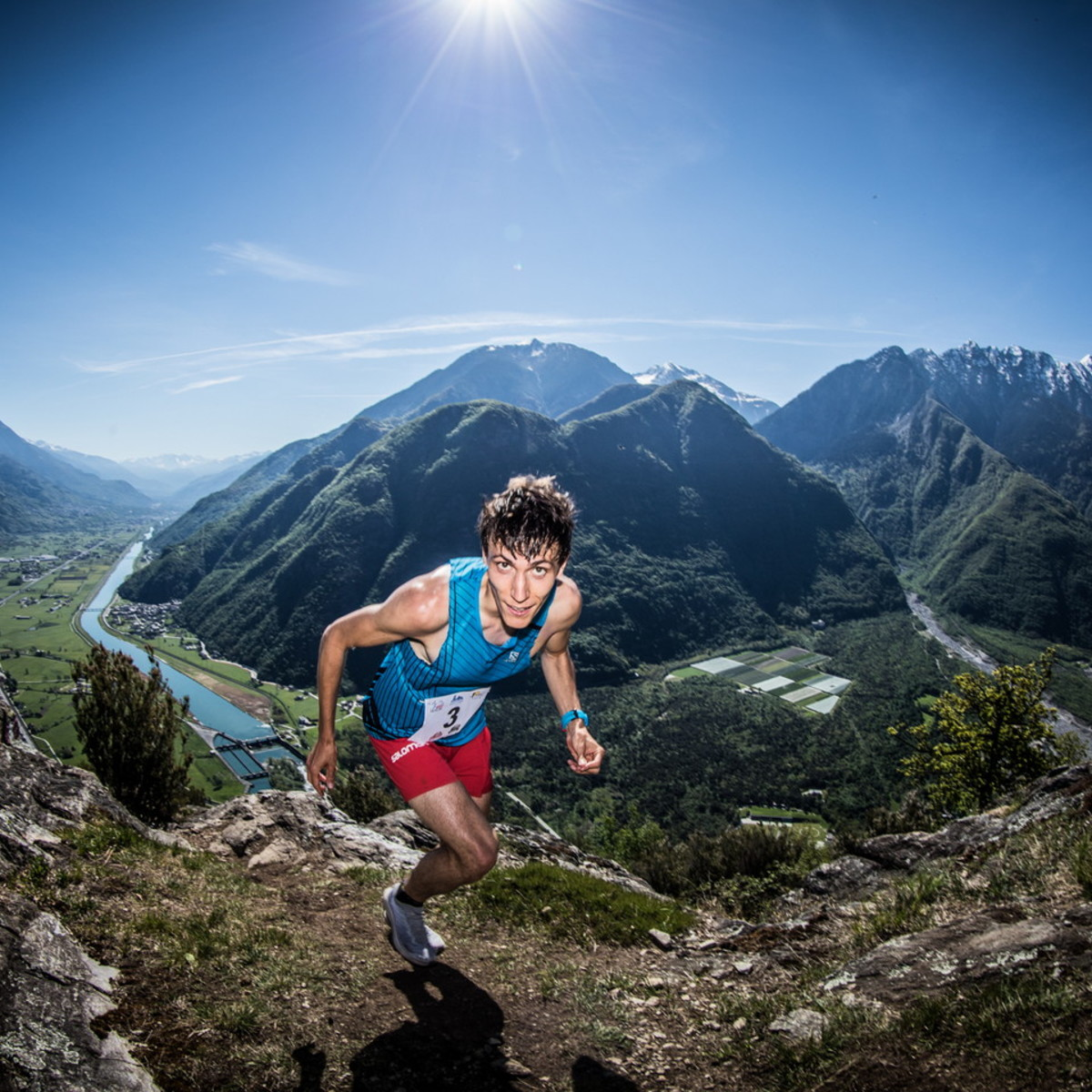 """Colmen Trail, trailrunning show sulla """"Montagna Magica"""""""