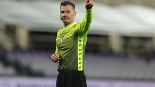 Giacomelli per Sassuolo-Juve, Guida arbitrerà Torino-Milan