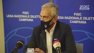 """Gravina: """"Juve-Super League? Niente Serie A"""""""