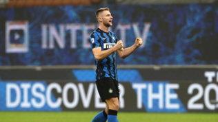 """Skriniar: """"All'Inter anche l'anno prossimo, Conte ha meriti enormi"""""""