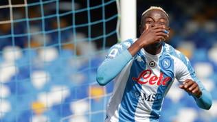 Victor Osimhen è diventato fondamentale per il Napoli