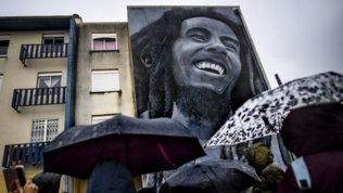 Bob Marley, innamorato del pallone
