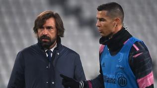 Tre partite per dirsi addio: per Pirlo e Ronaldo un destino comune