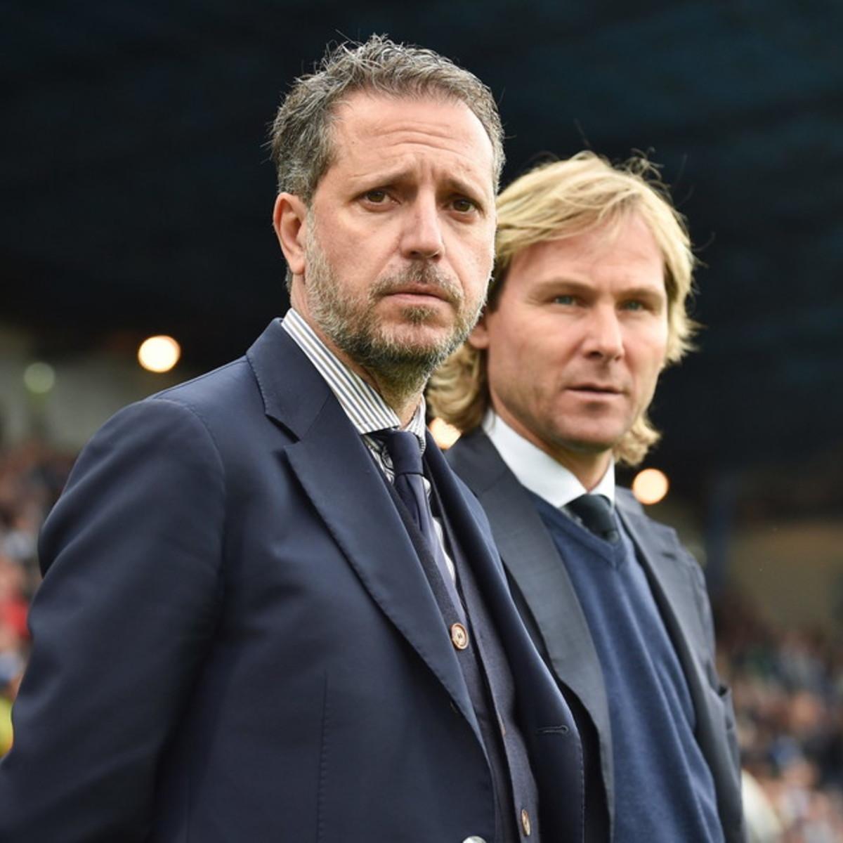 Paratici vs Nedved: il restyling Juve non riguarda solo squadra e tecnico