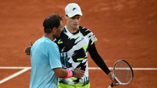"""Nadal applaude Sinner: """"Migliora giorno dopo giorno"""""""