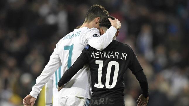 """Neymar allo scoperto: """"Con Messi ho già giocato, ora voglio CR7"""""""