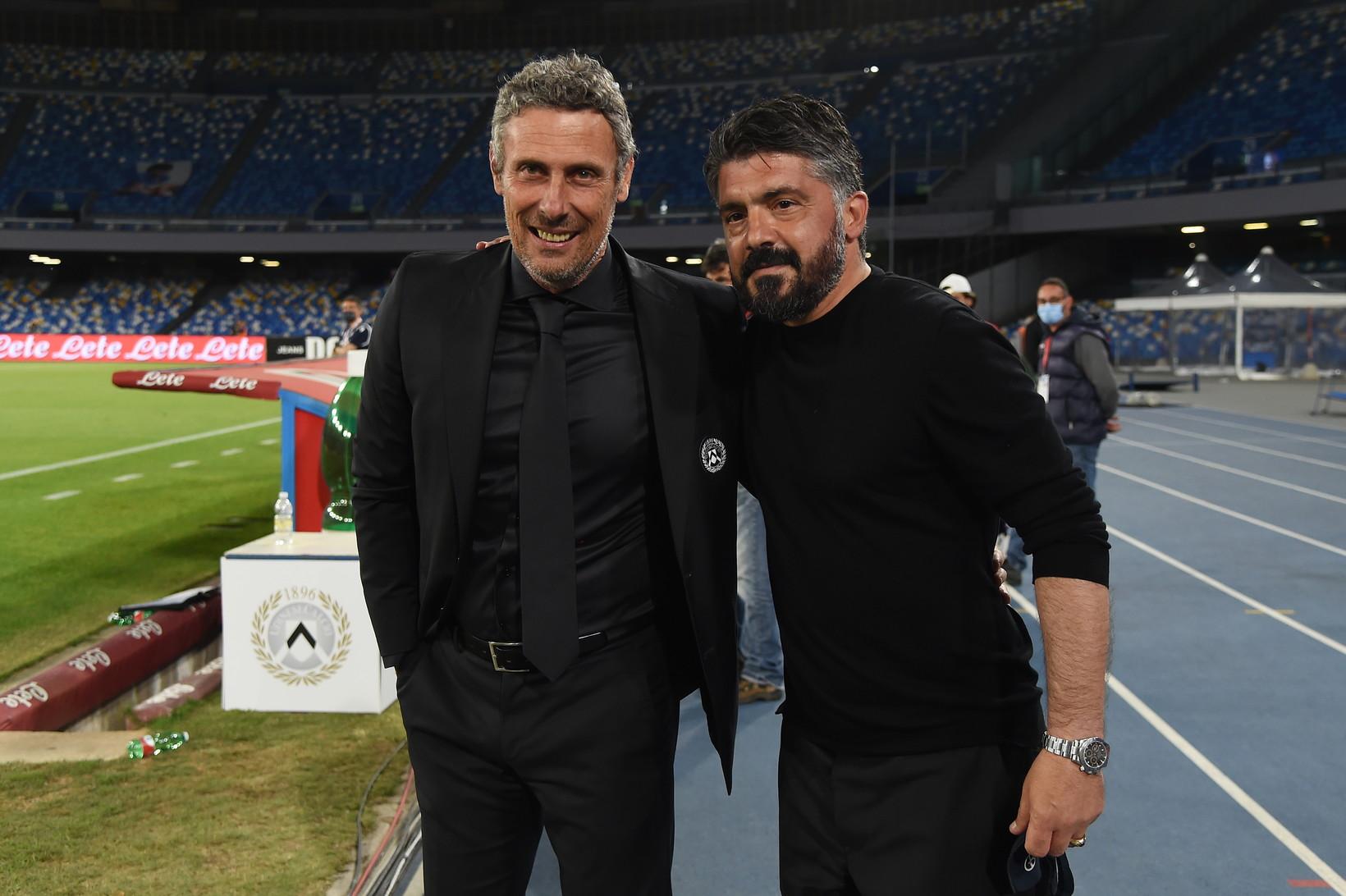 Napoli-Udinese 5-1, le migliori foto della sfida del Maradona<br /><br />