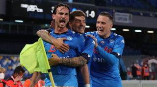 Il Napoli cala il pokerissimo con l'Udinese: Gattusoipoteca la Champions