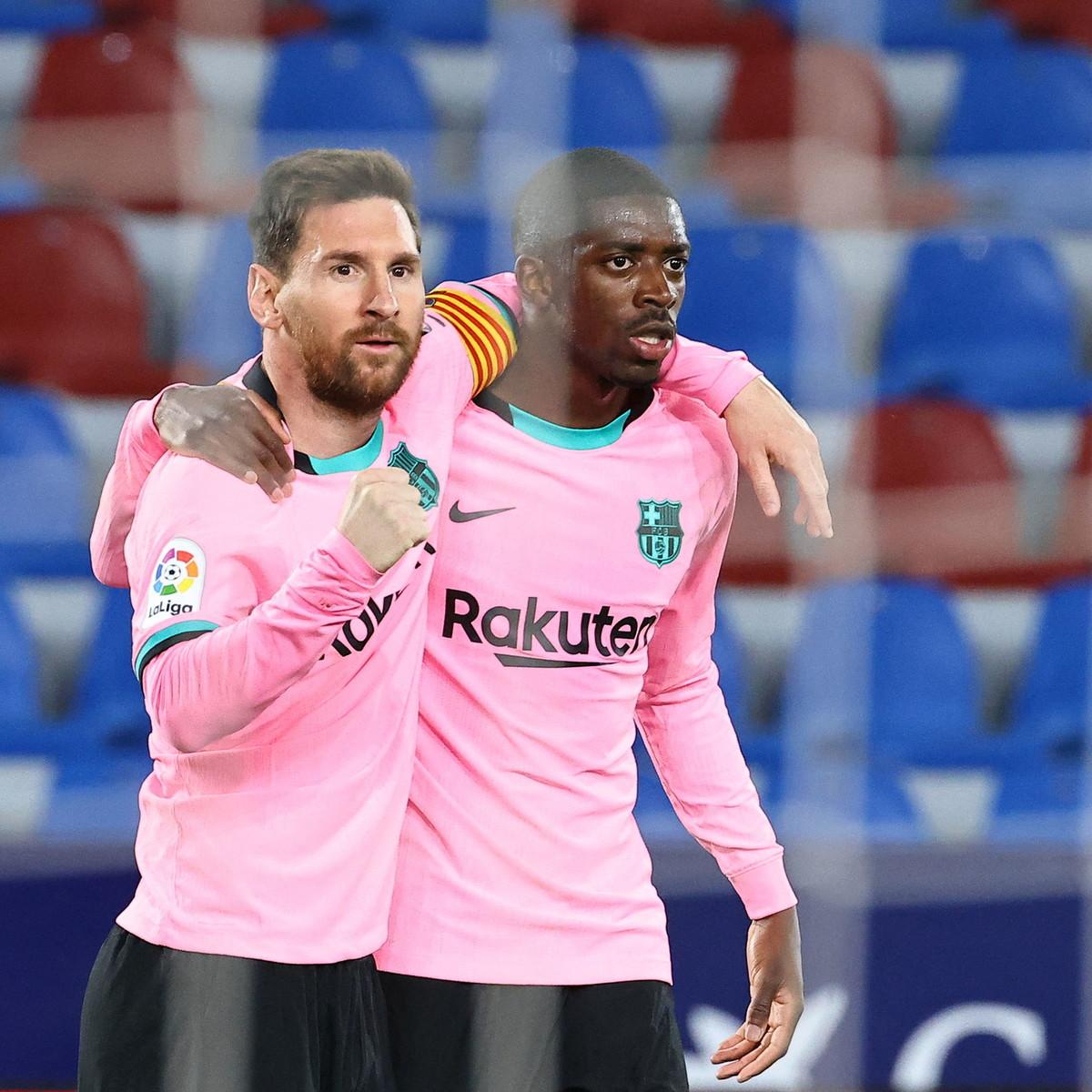 Suicidio Barça sul campo del Levante, il titolo ora è lontanissimo