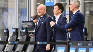 """""""Spero Conte resti nonostante le difficoltà. L'Inter onorerà gli impegni presi"""""""