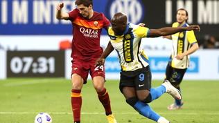 Inter-Roma, le immagini del match