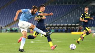 Lazio-Parma: le foto del match