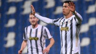Ronaldo da record: 100 gol in tre anni di Juve, nessuno come lui