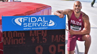 Jacobs cancella Tortu: corre i 100 metri in 9''95, è record italiano