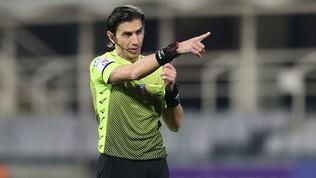 Scelto Calvarese per Juve-Inter, Pairetto per il derby di Roma