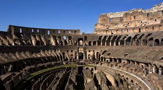 La nuova arena del Colosseo sarà hi-tech e sostenibile
