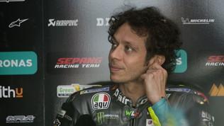 """Rossi: """"Mi sento meglio in moto"""". Morbidelli: """"Sembravano qualifiche"""""""
